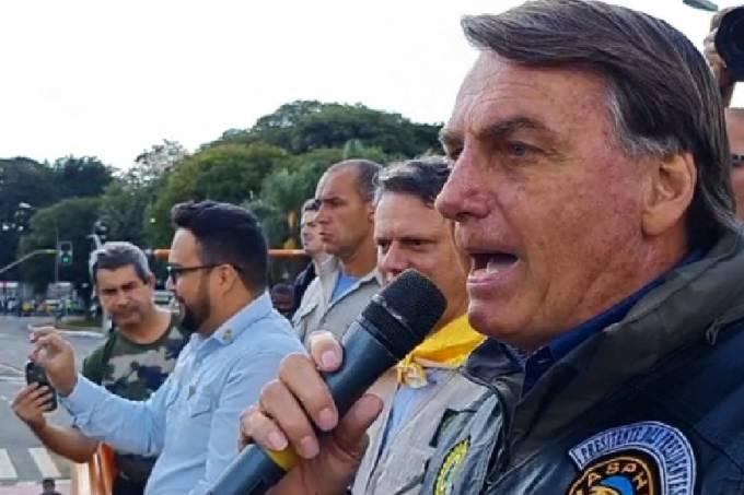 Bolsonaro discurso