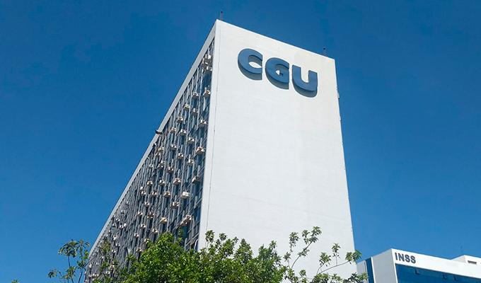 Prédio da Controladoria-Geral da União (CGU)