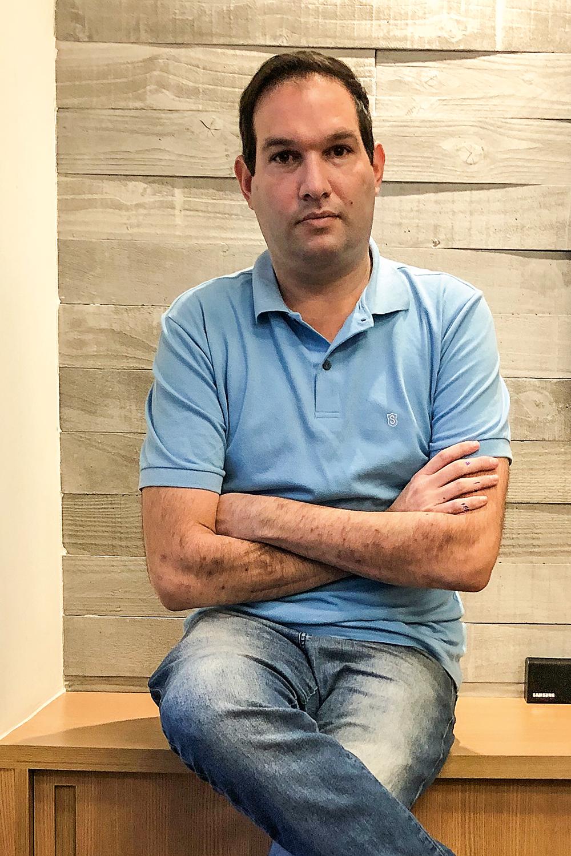 MAQUIAGEM -Jaimovick: ele enviava diariamente balanços inflados à clientela -