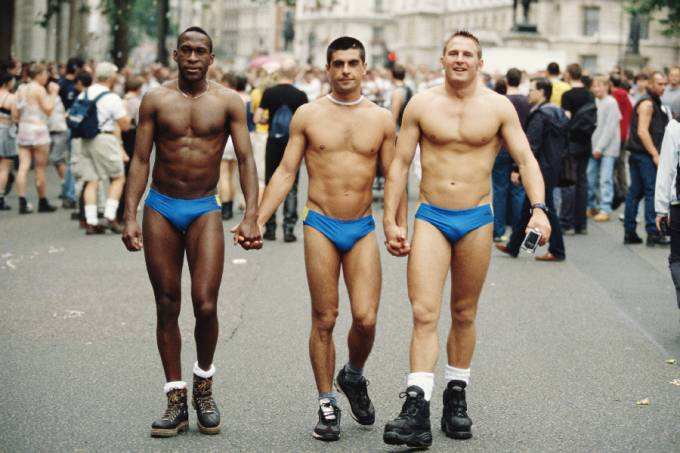 London Pride March, julho de 2000