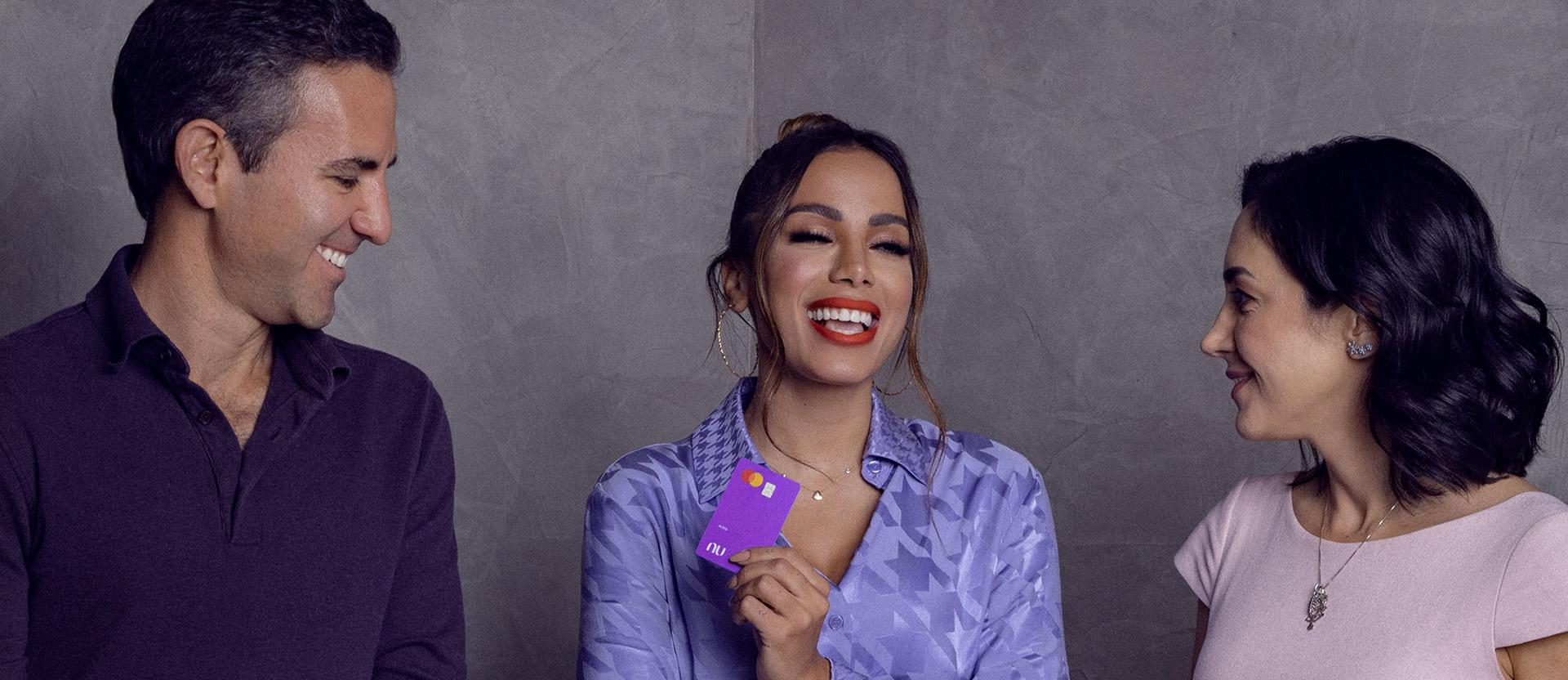 Anitta como estratégia de marketing do Nubank