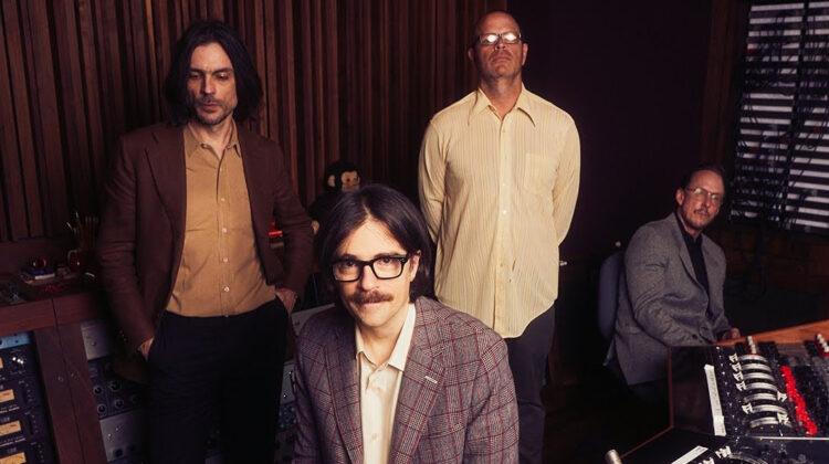 A banda Weezer