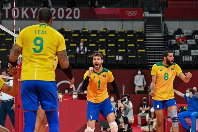 VOLLEYBALL-OLY-2020-2021-TOKYO-BRA-USA