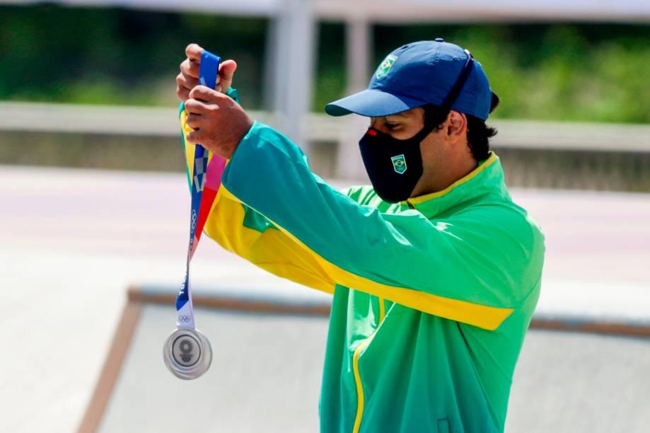 O skatista brasileiro, Kelvin Hoefler -
