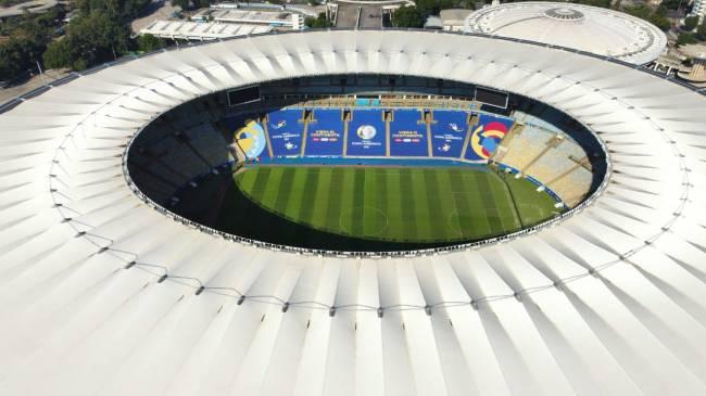 Decisão da Copa América contará com público -