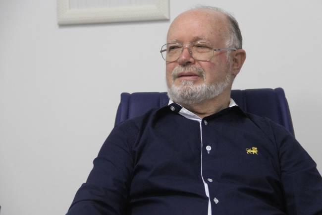 Presidente do Avaí, Francisco Battistotti, quer melhores receitas para a Série B –