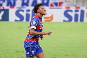 Ederson, jogador do Fortaleza