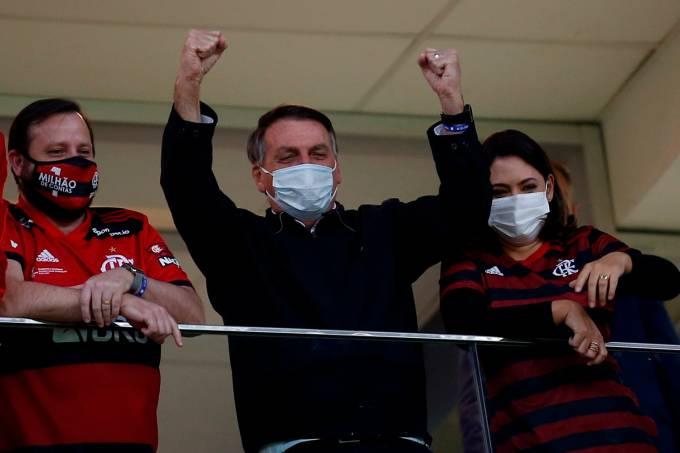 Flamengo vs. Defensa y Justicia