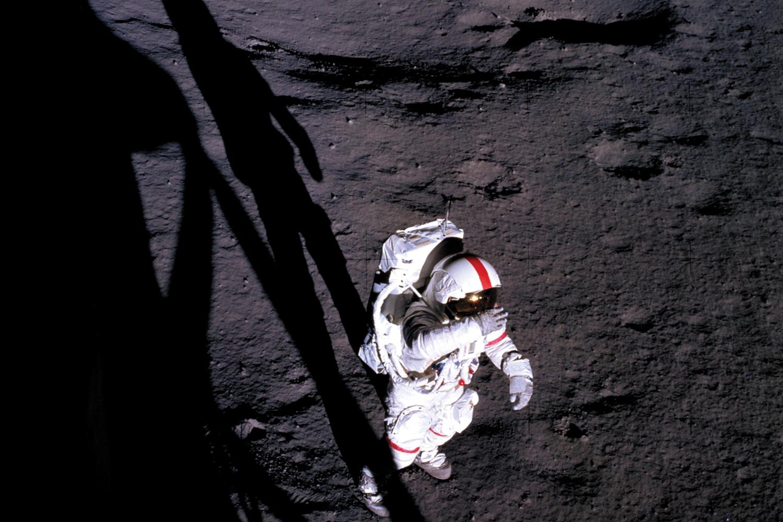 1971-Alan Shepard: dez anos entre o voo suborbital e o pouso na Lua -