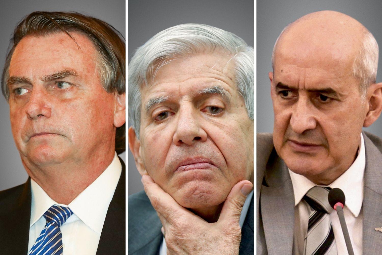 """""""CANELADAS"""" -Bolsonaro, Heleno e Ramos: atritos de membros do governo com integrantes do Supremo começaram antes da eleição de 2018 -"""