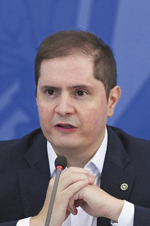 INFILTRADO -O secretário Bianco: o fiador das diretrizes de Guedes -