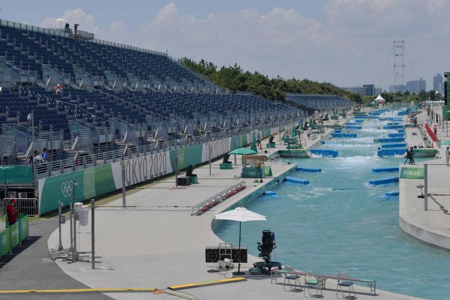 Kasai Canoe Slalom Centre -