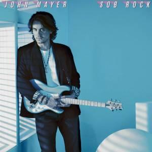DISCO - Sob Rock, de John Mayer (Sony Music; disponível nas plataformas de streaming) -