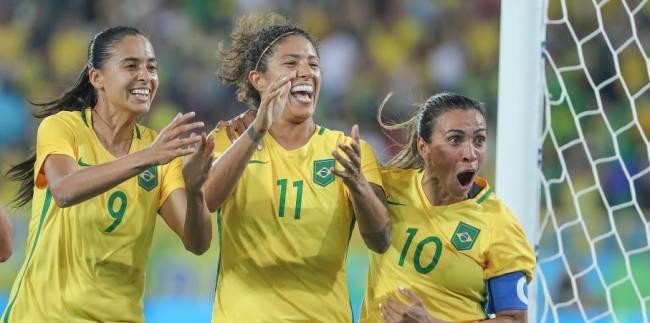 Cristiane estabeleceu recorde olímpico no Rio