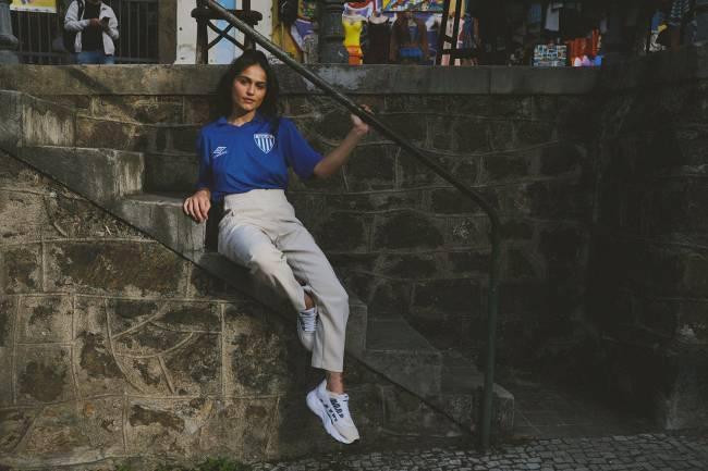 Modelos vintage da camisa do Avaí -