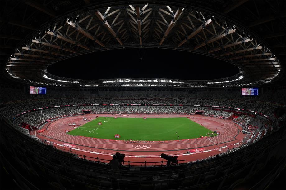 Olympic Stadium -