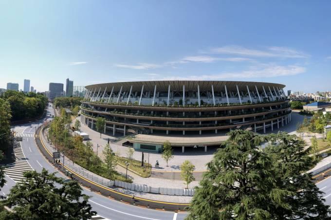 Estádio Nacional – Carlos Kato