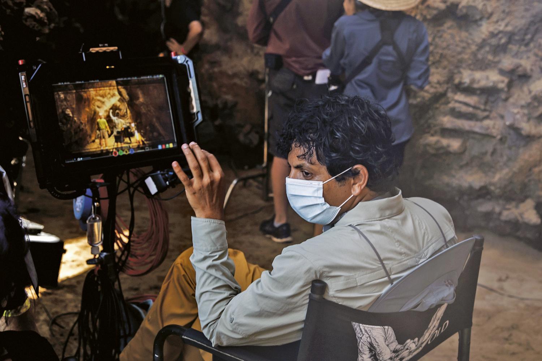 PROTOCOLO- Shyamalan: na pandemia, filme com locações ao ar livre -