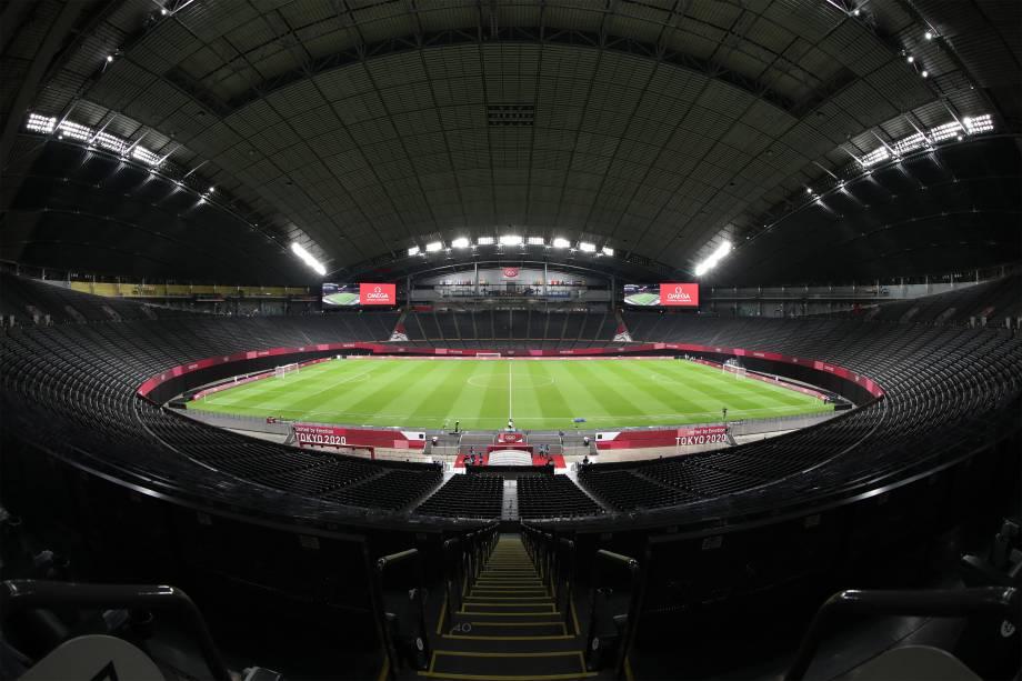 Sapporo Dome -