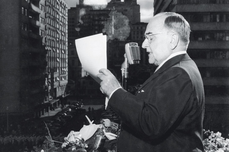 HISTÓRIA -Vargas, criador do Ministério do Trabalho: pasta com viés populista -