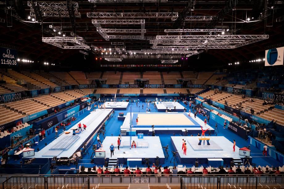 Ariake Gymnastics Centre -