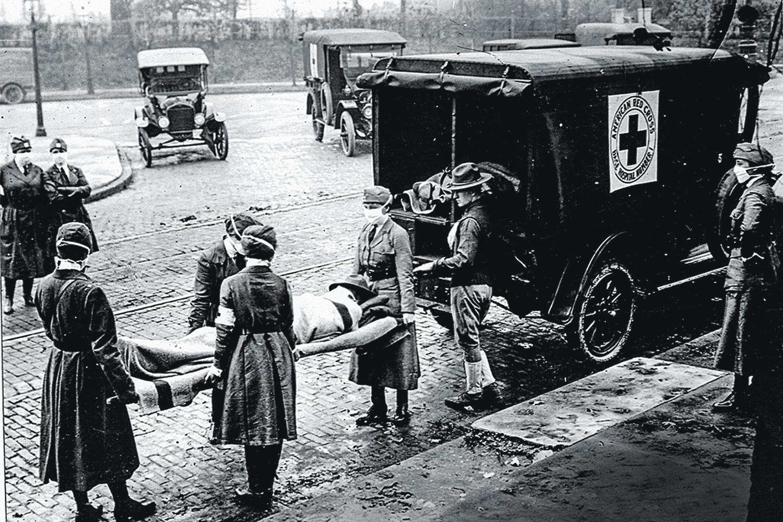 SOLIDÃO -Pandemia da gripe espanhola: depois do isolamento, dificuldade de ressocialização -