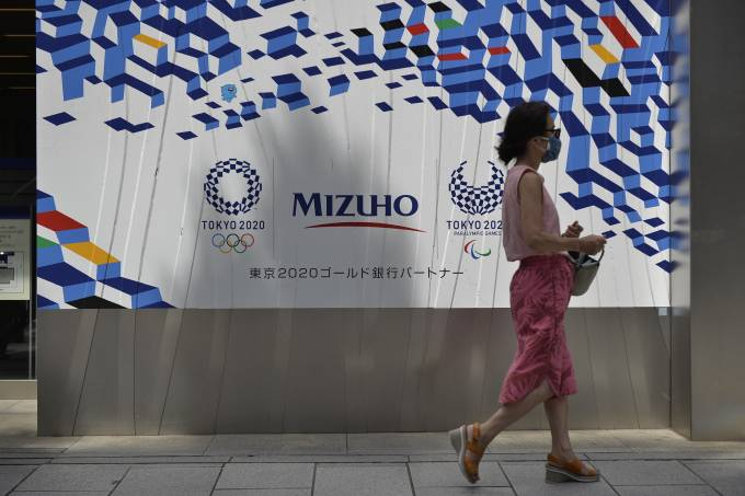 Ahead of the 2020 Tokyo Summer Olympic Games