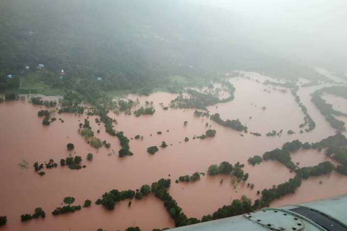 Deaths rise to 39 after heavy rains hit western India