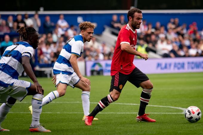 Queens Park Rangers v Manchester United – Pre-season Friendly