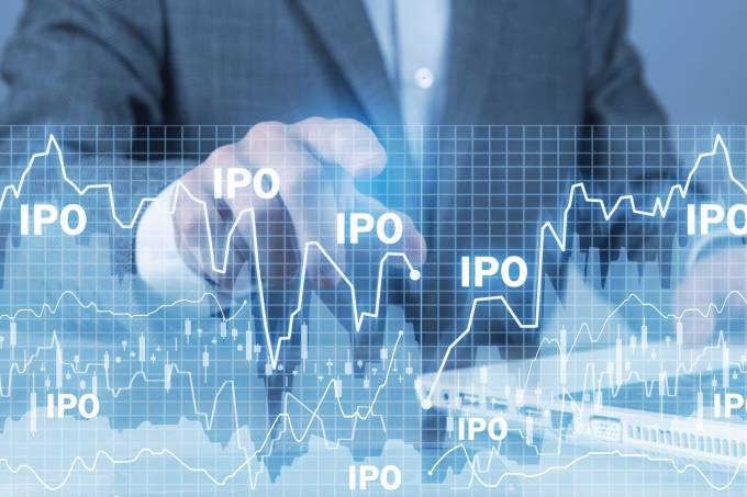Initial Public Offering. IPO. Financial trade. Investment