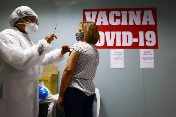 Vacina – vacinação – covid – coronavírus