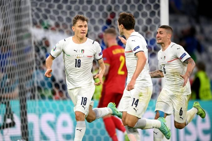 Belgium v Italy – UEFA Euro 2020: Quarter-final