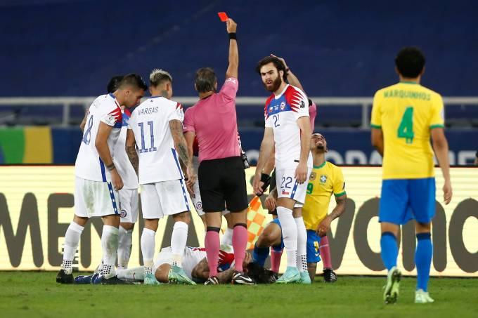 Brazil v Chile: Quarterfinal – Copa America Brazil 2021