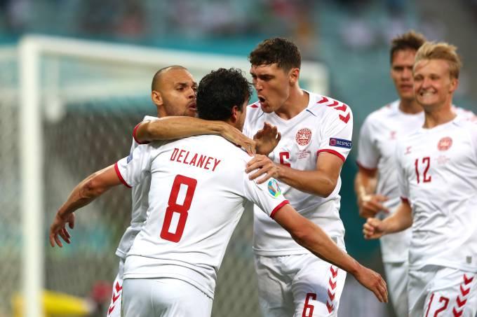 Czech Republic v Denmark – UEFA Euro 2020: Quarter-final
