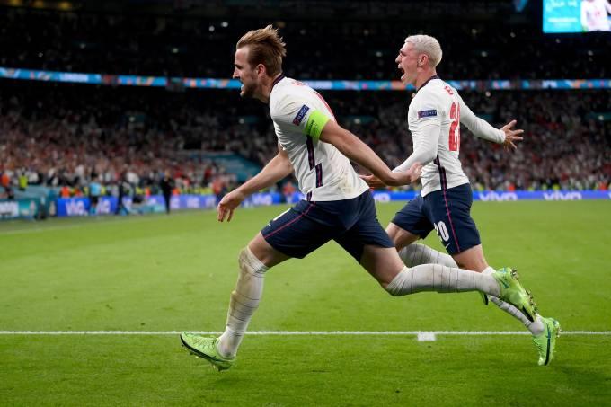 England v Denmark  – UEFA Euro 2020: Semi-final