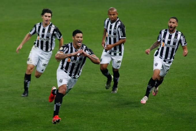 Corinthians v Atletico Mineiro – Brasileirao 2021