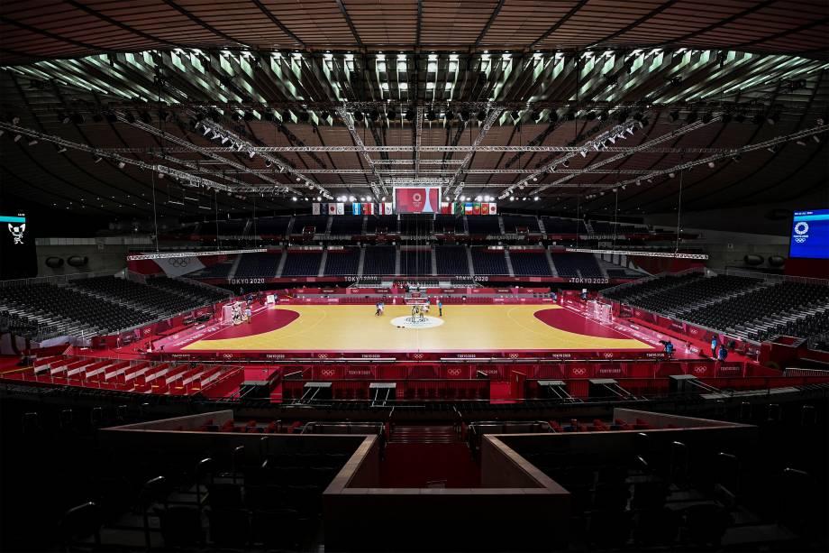 Yoyogi National Stadium -