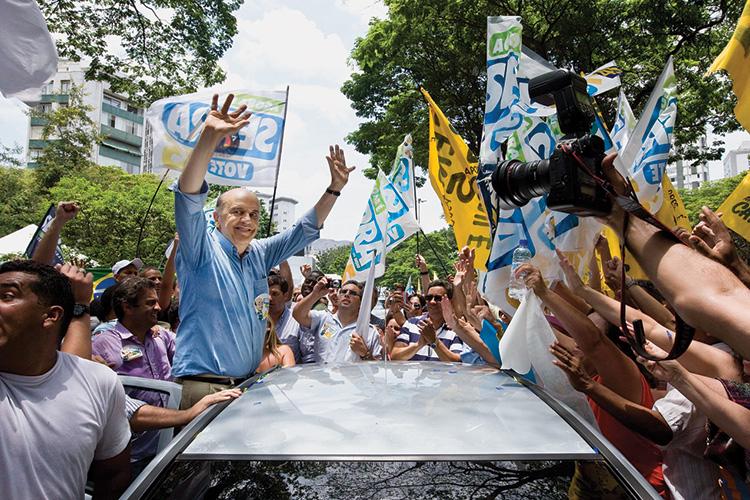 PALANQUE -Em 2010: a segunda tentativa presidencial frustrada -