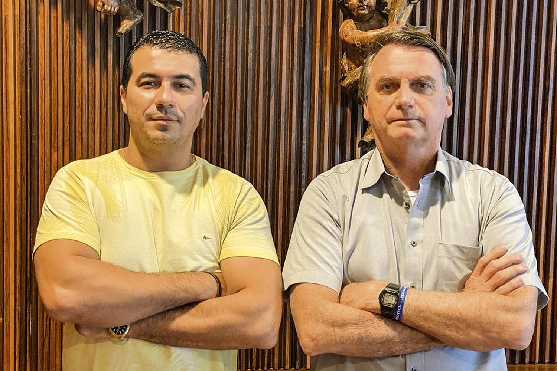TRUNFO NA MANGA -O deputado Luis Miranda: suspeita no Planalto é de que ele gravou a conversa com Bolsonaro -