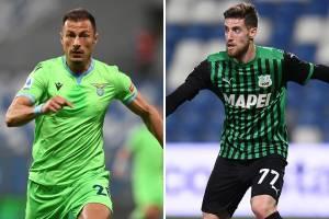 Lazio e Sassuolo de verde no Campeonato Italiano -