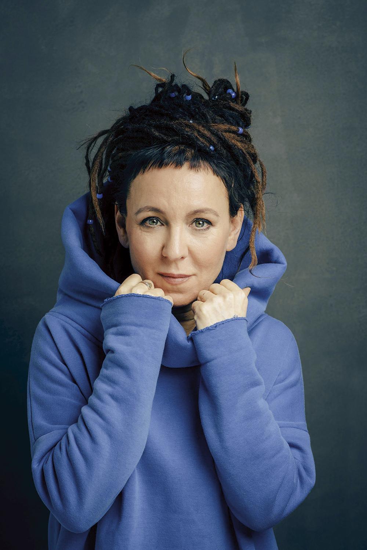 ANATOMIA ÍNTIMA -Olga Tokarczuk: os editores acharam que seu cultuado livro era só um rascunho -