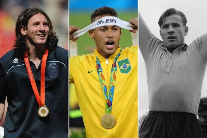 Olimpiadas-Ouro