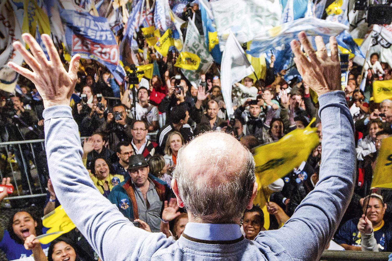 MUDANÇA -Campanha: para valer já no pleito do ano que vem, novas regras precisam ser votadas até setembro -