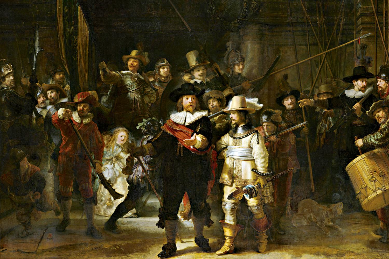 """GÊNIO DIGITAL -O quadro de Rembrandt: o computador """"pintou"""" como o mestre -"""