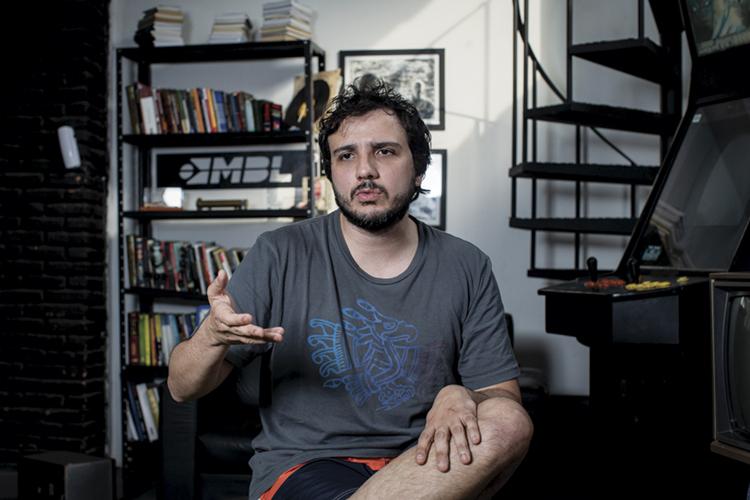 """FIM DE PAPO -O coordenador Renan Santos: """"Não vamos forçar a barra"""" -"""