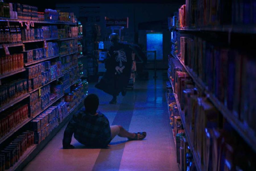 Cena do filme Rua do Medo: 1994.