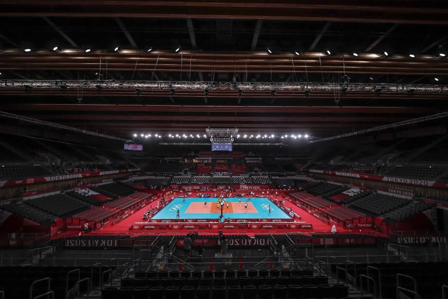 Ariake Arena -