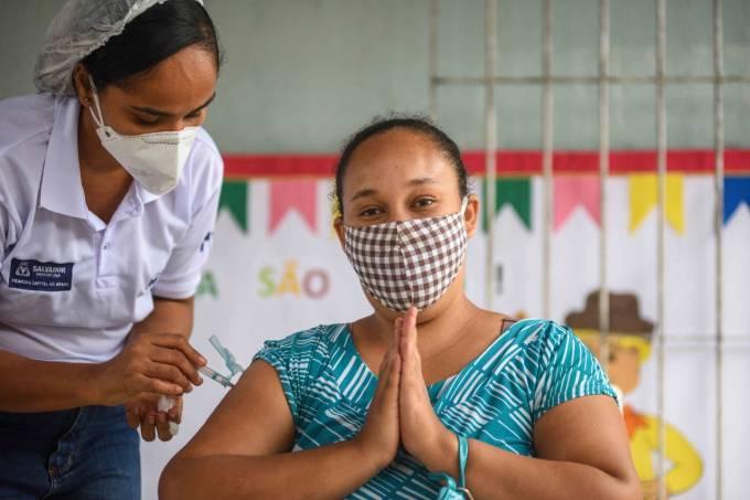 Vacinação Bahia