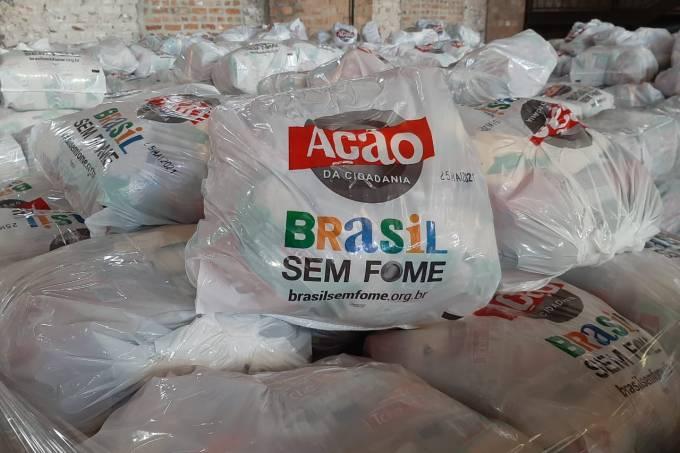 Campanha Brasil Sem Fome, da Ação da Cidadania