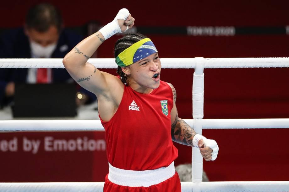 Beatriz é a número 1 do mundo na categoria até 60kg -